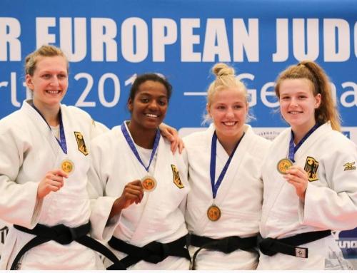 Drie judoka's SJO geselecteerd voor EK en WK junioren