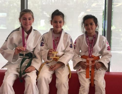 Vandaag streden onze judoka's op het Heide judotoernooi in Ede