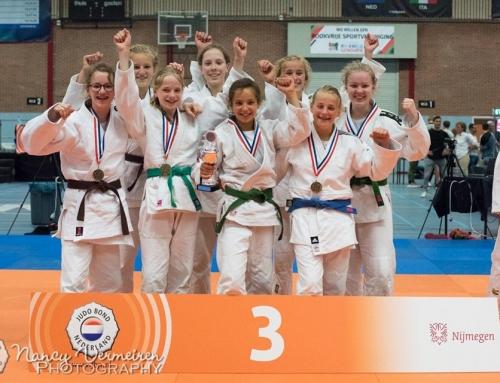 Teams pakken zilver en brons op het NK teams in Nijmegen!