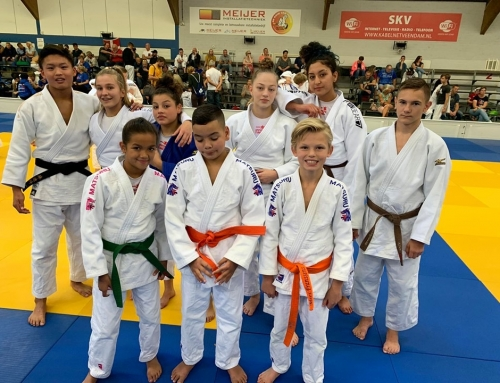 Wedstrijdgroep wint club klassement in Veendam